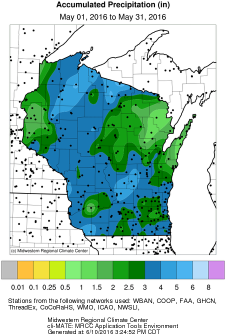 Wisconsin State Climatology Office
