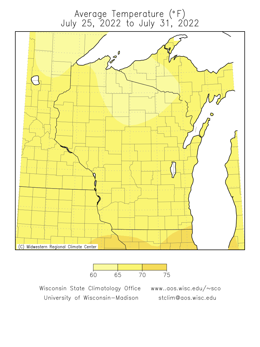 Wisconsin Climate Watch: Wisconsin State Climatology Office